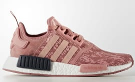 Adidas NMD R1 Primeknit Raw Pink Release Date Profile BY9648