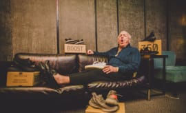 Ric Flair Yeezys