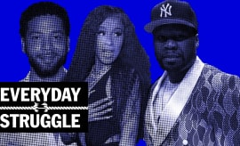 NYC Cop Gave Command to Shoot 50 Cent? Did Jussie Smollett Stage His Own Attack? | Everyday Struggle