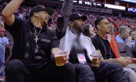 Bun B Courtside