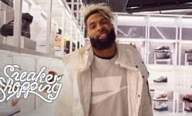 Odell Beckham Jr. Goes Sneaker Shopping With Complex | Sneaker Shopping