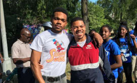 taylor bennett and chance the rapper
