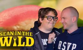 Sean in the Wild Sushi Thumb