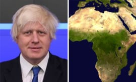 Boris Johnson – Africa