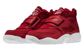 Nike Air Diamond Turf Red White 309434-600