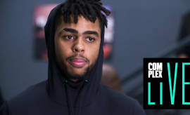 Complex Live D'Angelo Russell