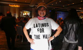 Latinos For a Wall