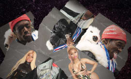 "Nicki Minaj and Lil Uzi Vert ""The Way Life Goes."""