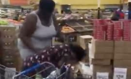 Walmart fight in Florida