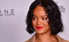 Rihanna attends the 69th Annual Parsons Benefit