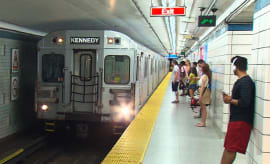 The Air Quality in Toronto's Subway System Is 10 Times Worse Than Outside