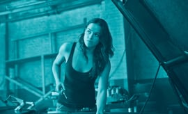 women from the fast and furious movies