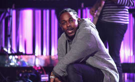 Kendrick Lamar, 2016 American Music Awards