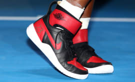 Serena Williams Air Jordan 1 Nike Flare Hybrid 23 Grand Slam