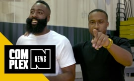James Harden for Complex News