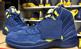 PSNY Air Jordan 12 Michigan
