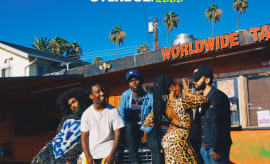 OverDoz. debut album '2008' cover art