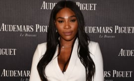 Serena Williams is engaged.