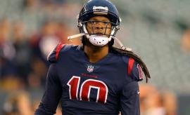 Houston Texans WR DeAndre Hopkins.