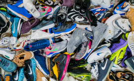 Grenfell Tower Sneaker Auction