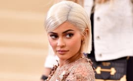 Kylie Jenner attends 'Rei Kawakubo/Comme des Garcons: Art Of The In-Between' Costume Institute Gala