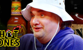Hot Ones Artie Lange Thumb