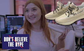 Off-White Yeezys??? : Don't Believe The Hype