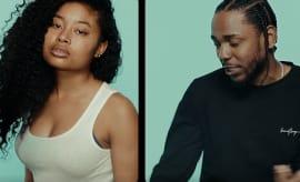Kendrick Lamar Humble splitscreen