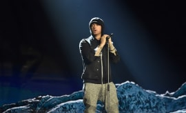 Eminem in London