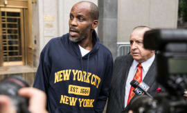 DMX leaves court