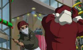 "Riley Freeman, 'The Boondocks,' ""A Huey Freeman Christmas"""