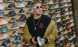 Bad Bunny Goes Sneaker Shopping With Complex | Sneaker Shopping