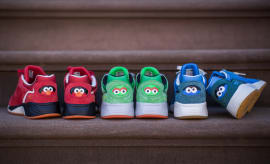Puma Teams Up With Sesame Street For Latest Collaboration