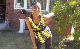 Charleena Lyles before she was shot and killed by Seattle police.