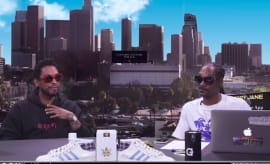 "Miguel and Snoop Dogg on ""GGN"""
