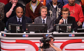 This is a photo of Steve Kerr.