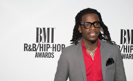 Rich Homie Quan attends the 2016 BMI R&B/Hip-Hop Awards