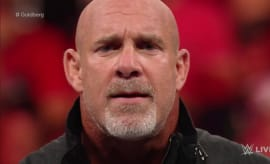 Goldberg – WWE return