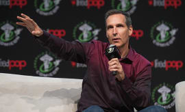 Todd McFarlane at Emerald City Comic Con