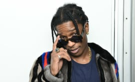 Under Armour Signs ASAP Rocky