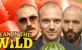 Sean Evans, Binging with Babish, and the Needle Drop Review Melons | Sean in the Wild