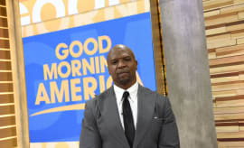 Terry Crews GMA
