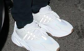 Kanye West Adidas Yeezy Runner White