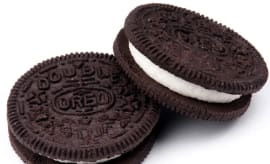 Double-stuffed Oreos.