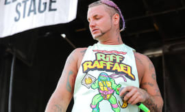 This is a photo of Riff Raff.
