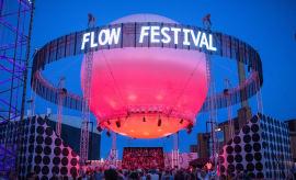 Flow Festival - credit Samuli Pentti
