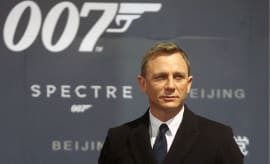 Daniel Craig will play James Bond, again.