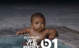 "DJ Khaled ""Grateful"" Album Cover"