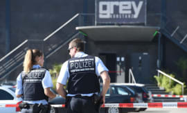 Shooting at German nightclub in Konstanz