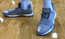James Harden Debuts New Adidas Sneaker at Team U.S.A. Practice 4efcf1962